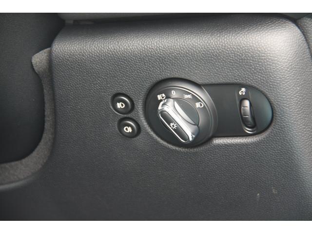 クーパーS HDDナビ リアカメラ センサー ペッパーP(17枚目)