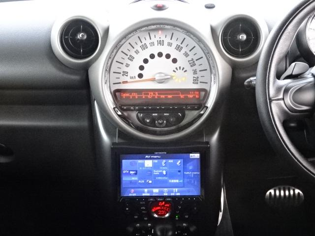 MINI MINI クーパーSクロスオーバー HDDナビ TV Rカメラ ETC