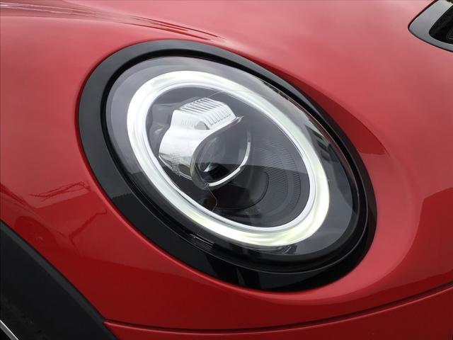 クーパーS ペッパーパッケージ ジョンクーパーパッケージ カメラパッケージ 前後パークディスタンスコントロール コンフォートアクセス アイドリングストップ Blue Tooth LED ETC 18AW 禁煙車(15枚目)