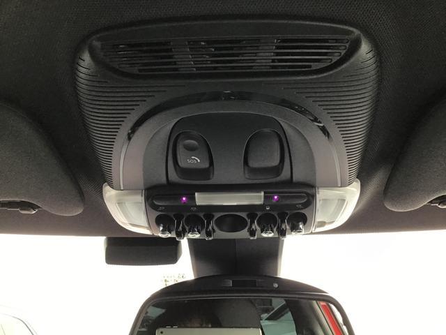 クーパーS ペッパーパッケージ ジョンクーパーパッケージ カメラパッケージ 前後パークディスタンスコントロール コンフォートアクセス アイドリングストップ Blue Tooth LED ETC 18AW 禁煙車(43枚目)