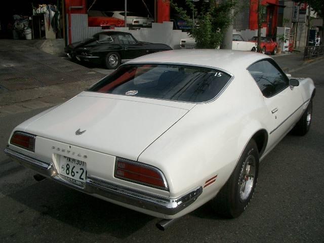 「その他」「ポンテアック ファイヤーバード」「クーペ」「神奈川県」の中古車3