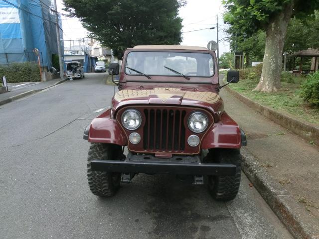 「その他」「AMCジープ CJ-7」「SUV・クロカン」「神奈川県」の中古車2