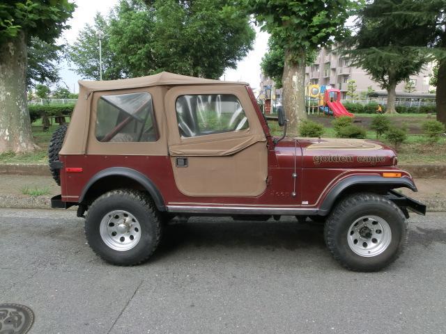 「その他」「AMCジープ CJ-7」「SUV・クロカン」「神奈川県」の中古車6
