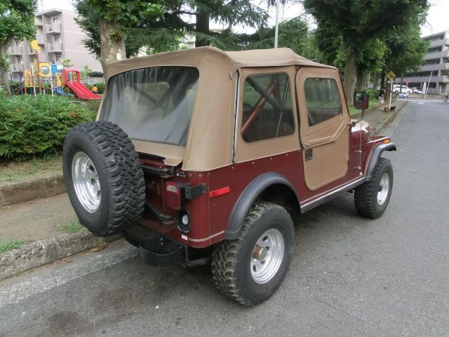「その他」「AMCジープ CJ-7」「SUV・クロカン」「神奈川県」の中古車7