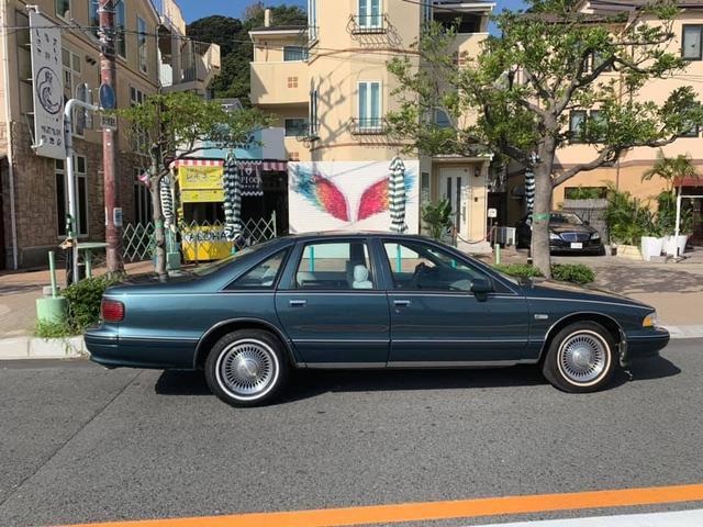 「シボレー」「シボレー カプリス」「クーペ」「神奈川県」の中古車4