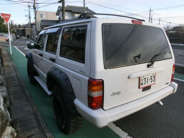 「その他」「クライスラージープ チェロキー」「SUV・クロカン」「神奈川県」の中古車5
