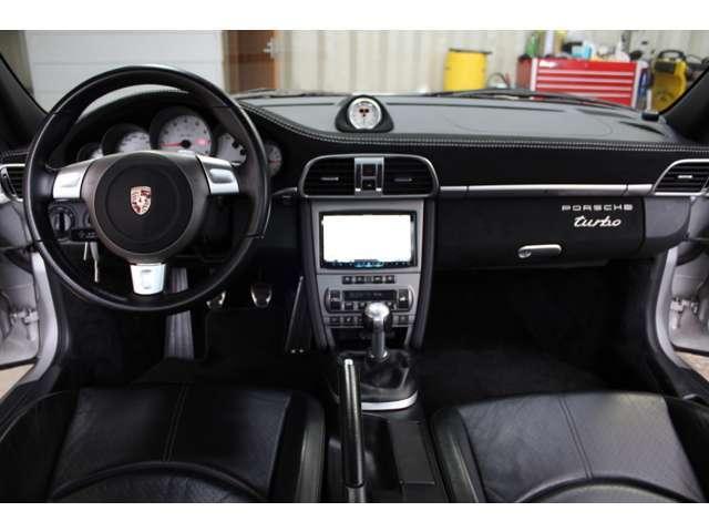 911ターボ 4WD 6MT(12枚目)