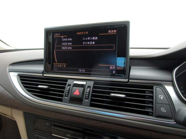 アウディ アウディ A7スポーツバック 3.0TFSIクアトロ20AWベジュ革プレゼンスPアダプCC
