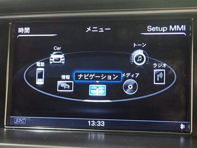 アウディ アウディ A4オールロードクワトロ ベースグレードHDDナビTVパドル革BカメCセンサー認定