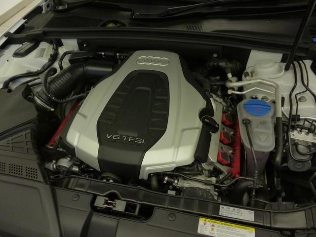 アウディ アウディ S5スポーツバック V6スーパーチャージャーACC7速SR車線維持ナビTVBカメ