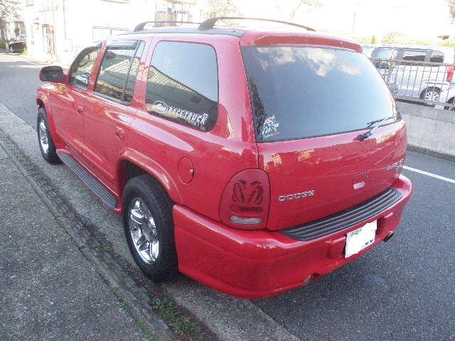 「ダッジ」「ダッジデュランゴ」「SUV・クロカン」「東京都」の中古車9