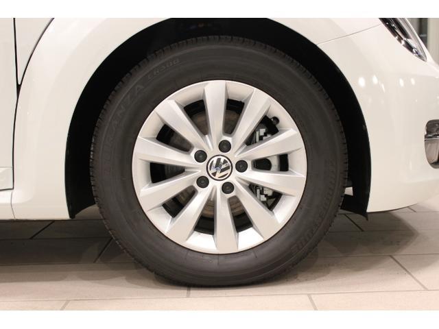 フォルクスワーゲン VW ザ・ビートル デザインレザーパッケージ ナビ ETC 1年延長保証付