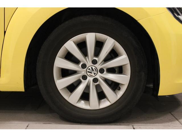 フォルクスワーゲン VW ザ・ビートル・カブリオレ ワンオーナー 禁煙車 Rカメ 黒レザー