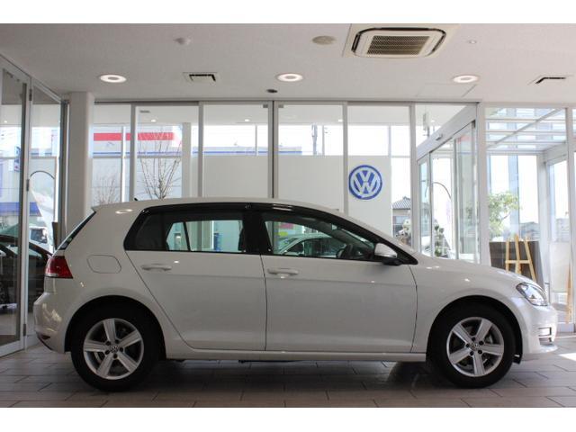 フォルクスワーゲン VW ゴルフ コンフォートL プレミアムエディション 純正ナビ ETC
