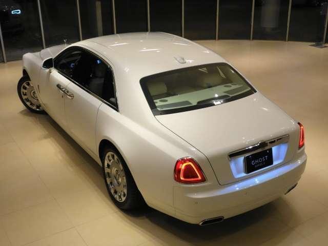 ロールスロイス ロールスロイス ゴーストII 6.6S-II 認定中古車