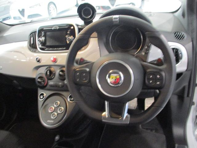 アバルト アバルト アバルト595 595MTA 新車保証継承