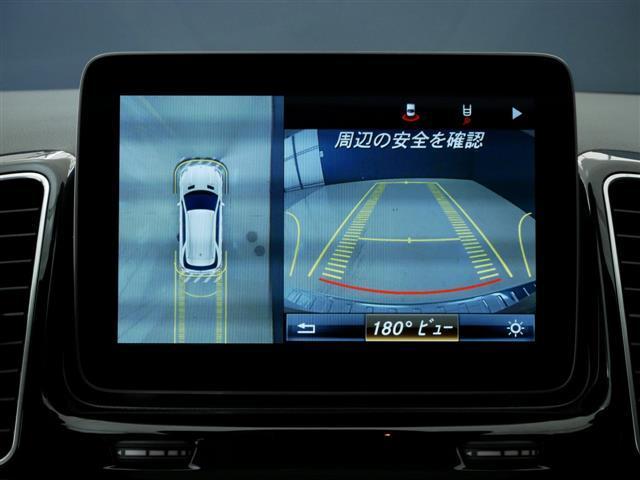 GLE350 d 4マチック スポーツ 4年保証 新車保証(9枚目)