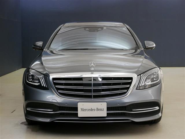 S450 エクスクルーシブ 4年保証 新車保証(3枚目)