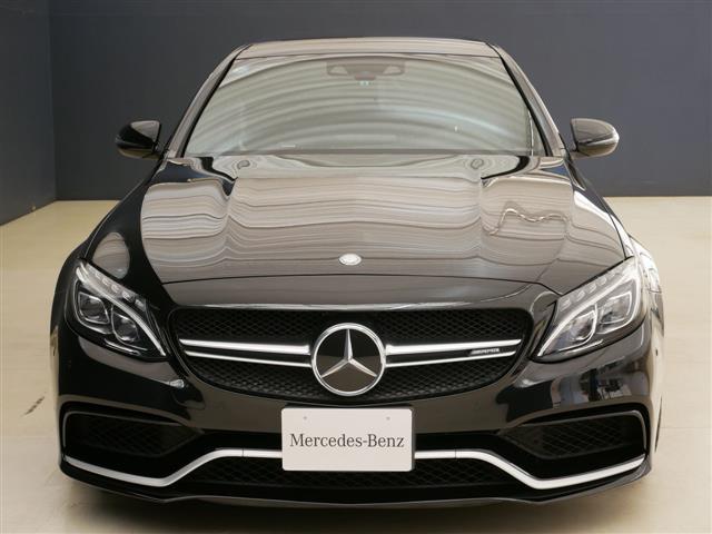 C63 S エクスクルーシブパッケージ 1年保証 新車保証(3枚目)