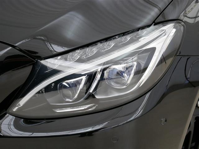 C63 S エクスクルーシブパッケージ 1年保証 新車保証(7枚目)