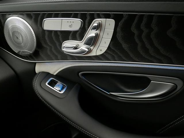 C63 S エクスクルーシブパッケージ 1年保証 新車保証(14枚目)