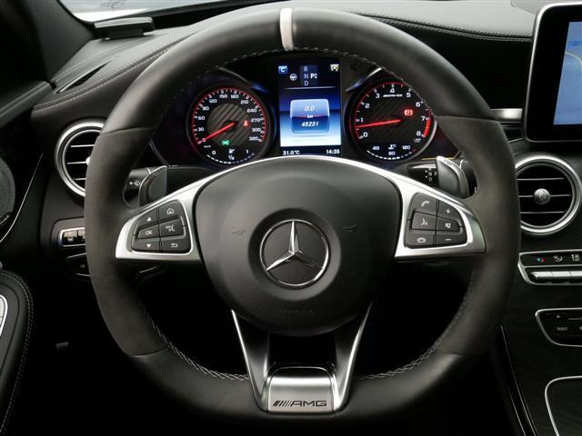 C63 S エクスクルーシブパッケージ 1年保証 新車保証(17枚目)