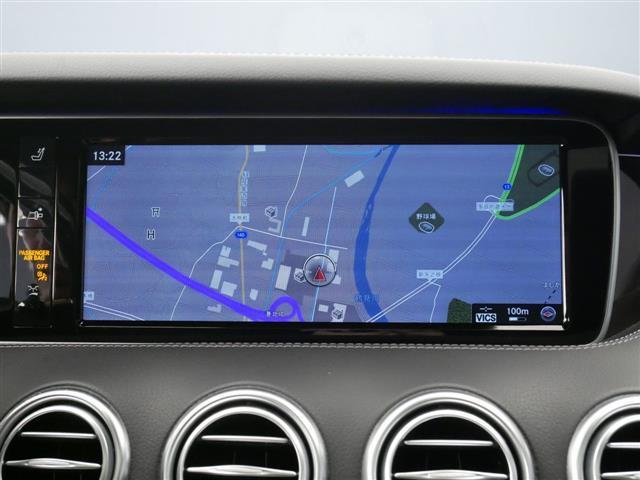 S400 4マチック クーペ AMGライン 1年保証(10枚目)