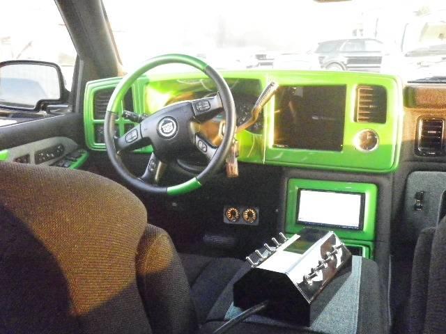 キャデラック キャデラック エスカレードEXT 4WD