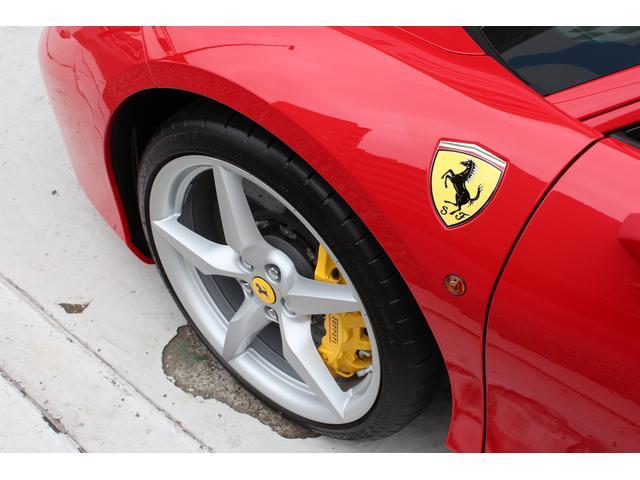 フェラーリ フェラーリ 488GTB ロッソインテリア 新車未登録車両
