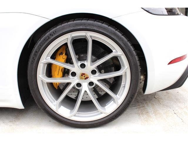 「ポルシェ」「718スパイダー」「オープンカー」「東京都」の中古車12