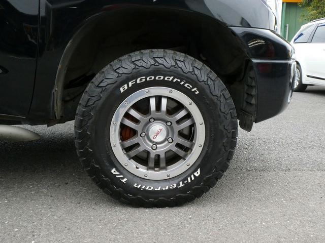 新並TRDロックウォーリア4WD 地デジナビ17インチAW(10枚目)