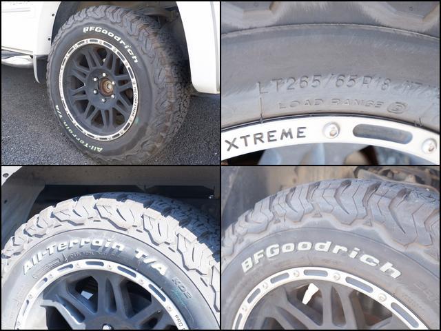 アクセスキャブ リミテッド 新車並行2003年モデル ステップサイド LIMITED TRDスポーツPKG 18インチアルミ BFGoodrich All-Terrain T/A K02 AREハードトノカバー(11枚目)
