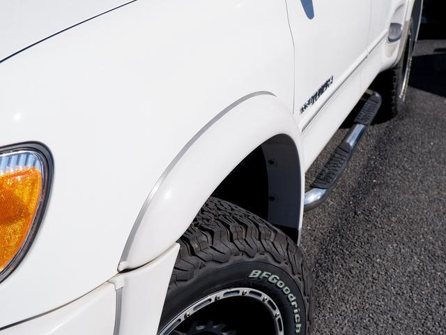 アクセスキャブ リミテッド 新車並行2003年モデル ステップサイド LIMITED TRDスポーツPKG 18インチアルミ BFGoodrich All-Terrain T/A K02 AREハードトノカバー(28枚目)
