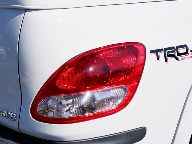 アクセスキャブ リミテッド 新車並行2003年モデル ステップサイド LIMITED TRDスポーツPKG 18インチアルミ BFGoodrich All-Terrain T/A K02 AREハードトノカバー(35枚目)