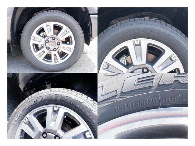 クルーマックス プラチナム 新車2021年アメリカモデル タンドラ クルーマックス4WD プラチナム LEERシェル TSS-P 電動格納ドアミラー パワーシートシートヒーター コーナーセンサー LEDヘッドライト サンルーフ(10枚目)