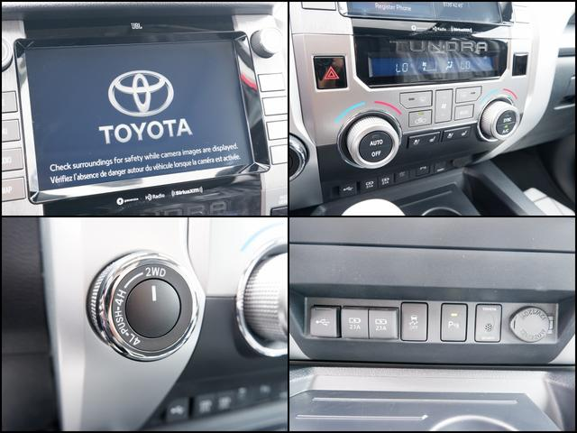 クルーマックス プラチナム 新車2021年アメリカモデル タンドラ クルーマックス4WD プラチナム LEERシェル TSS-P 電動格納ドアミラー パワーシートシートヒーター コーナーセンサー LEDヘッドライト サンルーフ(15枚目)