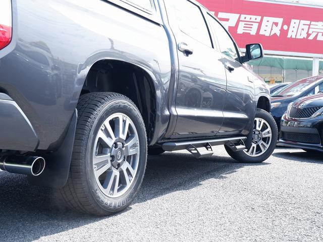 クルーマックス プラチナム 新車2021年アメリカモデル タンドラ クルーマックス4WD プラチナム LEERシェル TSS-P 電動格納ドアミラー パワーシートシートヒーター コーナーセンサー LEDヘッドライト サンルーフ(27枚目)