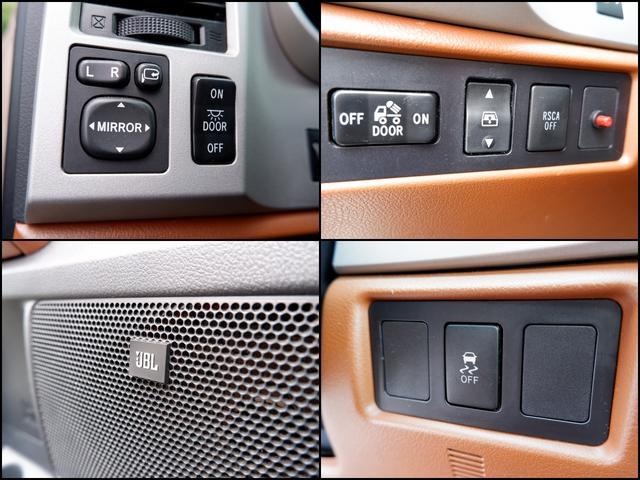クルーマックス リミテッド CARFAX確認済実走行スタッフカー 2007年モデル タンドラ クルーマックスTRDオフロード レッドロックレザー 8インチサイバーナビ 18インチAW JBL ブルバー リフトアップ トノカバー(14枚目)