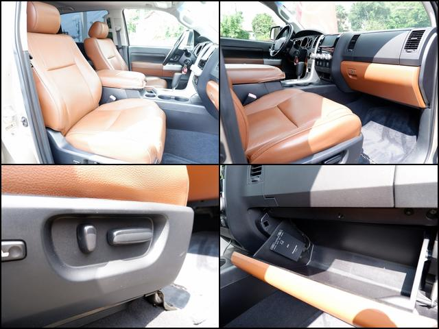 クルーマックス リミテッド CARFAX確認済実走行スタッフカー 2007年モデル タンドラ クルーマックスTRDオフロード レッドロックレザー 8インチサイバーナビ 18インチAW JBL ブルバー リフトアップ トノカバー(18枚目)