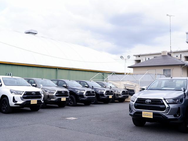 Z 新車未登録 新型ハイラックスZ ディーゼルターボ メーカー保証付き TSS-P レーダークルーズ アイドリングストップ コーナーセンサー 電動格納ドアミラー LEDヘッドライト LEDフォグランプ(20枚目)