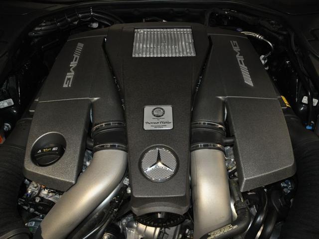 S63 AMG 4マチック クーペ エディション 1(17枚目)