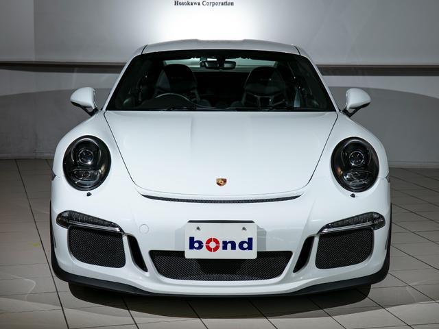 911R 国内正規ディーラー車 世界991台限定 シングルマスフライホイール スポーツエグゾースト フロントリフター スポーツクロノ チタンマフラ PCCB 純正ナビゲーション プロテクションフィルム(2枚目)
