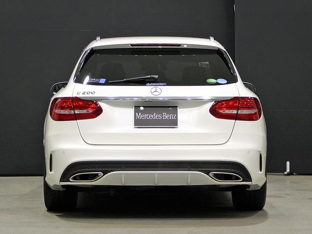 メルセデス・ベンツ M・ベンツ C200 ステーションワゴンスポーツ 本革仕様 認定2年保証