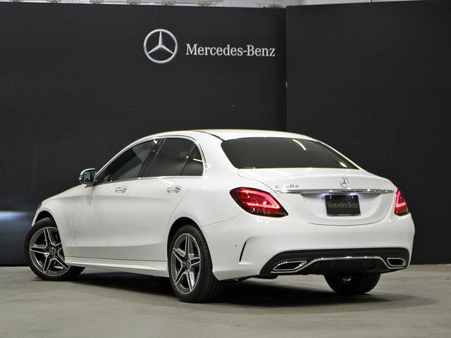 C220dアバンギャルド AMGライン 新車保証継承(6枚目)