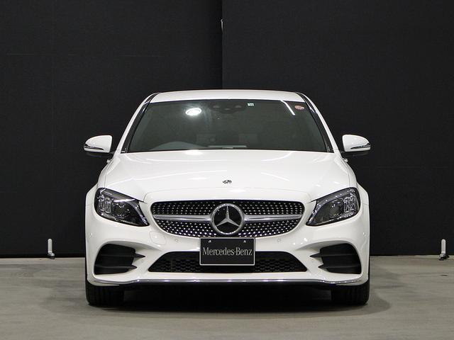 C220dアバンギャルド AMGライン 新車保証継承(10枚目)