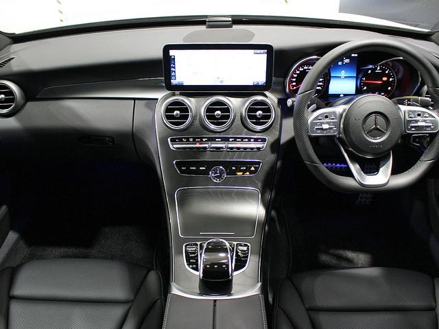 C220dアバンギャルド AMGライン 新車保証継承(12枚目)