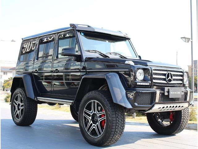 G550 4×4 スクエアード(2枚目)