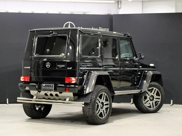 G550 4×4 スクエアード(5枚目)