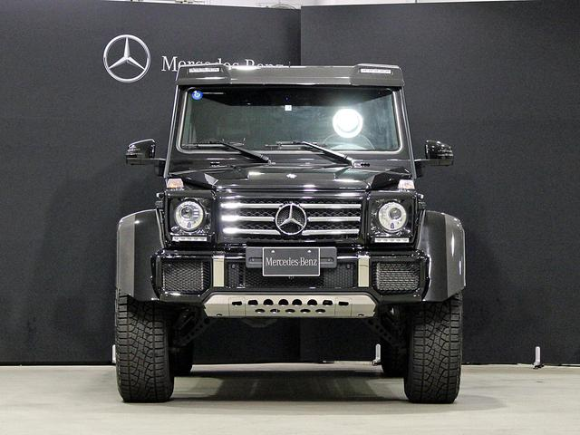 G550 4×4 スクエアード(10枚目)