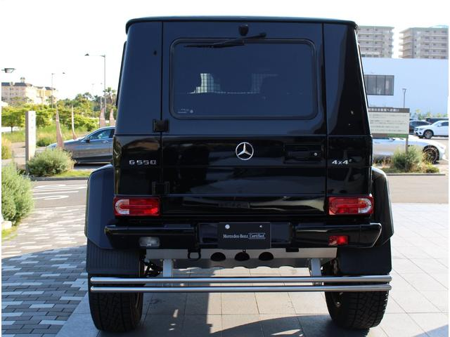 G550 4×4 スクエアード(11枚目)